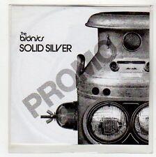 (GG109) The Bionics, Solid Silver - 2007 DJ CD