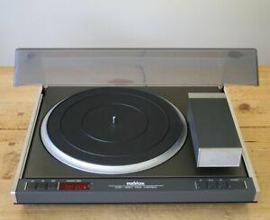 Studer Revox B790 Turntable - Tangential Direct Drive Record Player + Ortofon