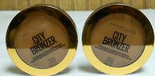 2 Maybelline City Bronzer & Contour Powder # 300