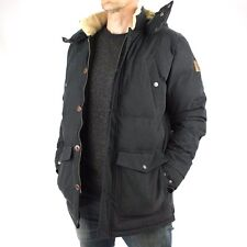 Men's Element Wilder Black Padded Winter Jacket, Size L. NWT, RRP $359.99.