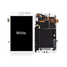 US For Samsung Galaxy Note i717 Full LCD Display Touch Screen Digitizer Frame