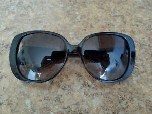 Gucci GG2932/S Brown Tort Brown Gradient Lenses Used Some Wear Nice