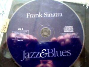 2 CD MUSICA JAZZ & BLUES FRANK SINATRA CELLOFANATO   (F4E)