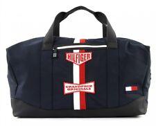 TOMMY HILFIGER Speed Duffle Sporttasche Schultertasche Tasche Tommy Navy Blau