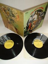SOFT MACHINE-VOLS 1 & 2 DOUBLE LP..MEGA RARE! 1ST UK PRESS N/MINT VINYL 1973