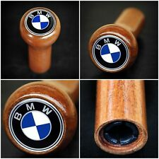 BMW WOOD GEAR SHIFT KNOB E23 E24 E28 E30 E32 E34 E36 E38 E39 E46 E60 E61 E90 E91