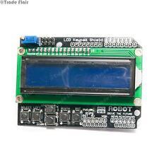 LCD KEYPAD SHIELD PER 2x16 Blu-Arduino display con 6 pulsanti