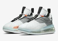 Nike Air Max 720 Waves White/Black/Wolf Grey BQ4430-100 Multiple Sizes
