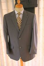 Wool Blend Double Suits & Tailoring for Men 38L Inside Leg