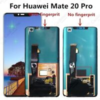 """For 6.39"""" Huawei Mate 20 Pro LCD Screen Display+Touch Panel Digitizer Assembly R"""
