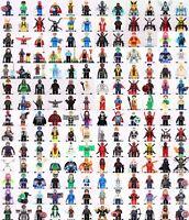 BRAND NEW Mini Figures Superheroes Superhero fits Lego Custom Minifigures
