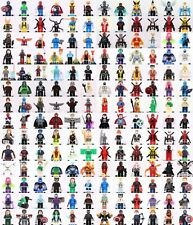Brand New Mini Figures Superheroes Superhero fits Lego Custom Mini Figures