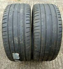 255 40 20 Michelin Pilot Sport 4 🔇 AO XL Tyres x2