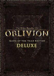 The Elder Scrolls IV 4 Oblivion GOTY Edition Deluxe PC Steam KEY Region Free