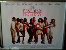 Cinema Poster: BEST MAN HOLIDAY, THE 2014 (Quad) Terrence Howard Morris Chestnut