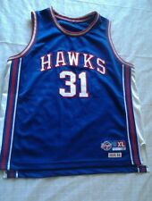 Atlanta Hawks 1955-56 # 31 Jason Terry THROWBACK D'funkd Youth Size XL Jersey