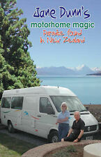 Motorhome Magic: Paradise Found in New Zealand, Very Good Condition Book, Jane D