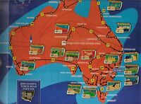 #VV.  SYDNEY 2000 OLYMPIC TORCH RELAY PINS &  ALBUM