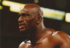 Wwe Wrestling: Titus O'Neill Signed 6x4 Action Photo+Coa *Prime Time Players*