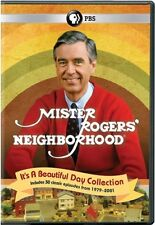 MISTER ROGERS' NEIGHBORHOOD IT'S A BEAUTIFUL DAY COLLECTION New DVD 30 Episodes