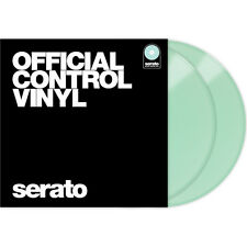 Rane Serato DJ Scratch Live Time Code Control Vinyl V 2.5 Pair Glow in the Dark