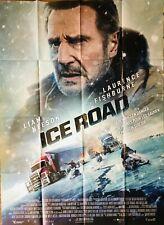 Affiche cinéma ICE ROAD 120x160cm Poster / Liam Neeson / Laurence Fishburne