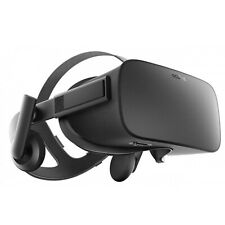 Oculus Rift CV1 Headset only, UNUSED, No headphones, No Cable