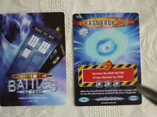 Dr Who Trading Card ULTIMATE MONSTERS Card No. 772 RAGNAROK EYE 172/225
