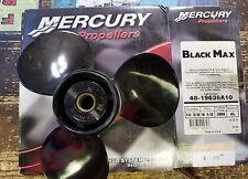 """Mercury Black Max Propeller 48-19636A10 10 3/8"""" x 9 1/2P #6"""