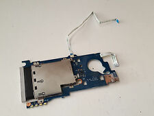 Genuine HP EliteBook 8460P PCMCIA Placa de tarjetas inteligentes y Cable 6050A2398801 -1047