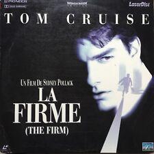 FIRME (LA) WS VF CLV PAL LASERDISC Tom Cruise, Jeanne Tripplehorn, Gene Hackman
