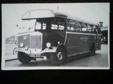 POSTCARD RP ALDERSHOT & DISTRICT SINGLE DECK BUS NO 184 HOU 910