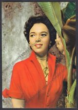 DOROTHY DANDRIDGE 05 ATTRICE ACTRESS ACTRICE CINEMA MOVIE USA Cartolina NON FOT.