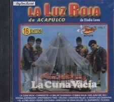 LA LUZ ROJA DE ACAPULCO LA CUNA VACIA CD NEW