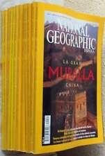 REVISTA NATIONAL GEOGRAPHIC EN ESPAÑOL - 12 EJEMPLARES AÑO 2003 COMPLETO - VER