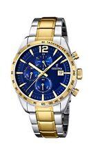Orologio Cronografo Uomo Festina Timeless Chronograph F16761/2 - Quadrante Blu