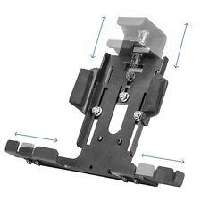 TAB004KL-B: Arkon Locking Metal Holder w/ Key Lock for iPad 4 3 2 Air iPad Mini