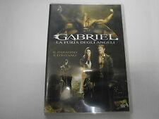 GABRIEL LA FURIA DEGLI ANGELI - DVD ORIGINALE - visitate COMPRO FUMETTI SHOP