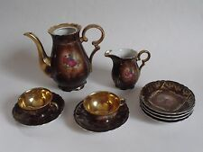 Versailles Porcelain Tea Set ... BEAUTIFUL!!