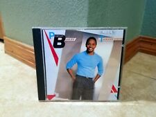 Philip Bailey The Wonders Of His Love cd Christian release 1984 Myrrh label EWF