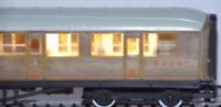 Train-Tech CN2 N Gauge Coach Lighting Kit Warm White