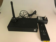 BOXEE DSM-382 D-LINK INTERNET APPS TV CHANNELS with Remote Control
