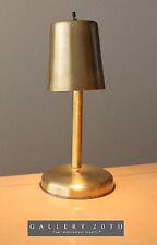 KURT VERSEN DESK LAMP! OC Mid Century Bauhaus Modern Eames Vtg 1940s 1950s Light