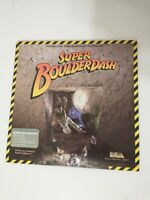 Vintage Atari 800 Electronic Arts Super Boulder Dash