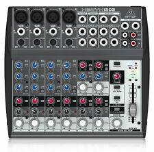 Behringer Xenyx 1202 12-Kanal Mischpult Analog XENYX Mikrofonverstärker Stereo