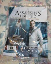 Estatuilla De Assassin's Creed Desmond Miles (No.20 Nuevo Y Sellado)