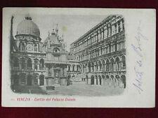 Cartoline paesaggistiche di Venezia da collezione