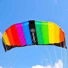 Elliot Lenkmatte / Zweileiner Lenk Matte Sigma-Fun 2.0 Rainbow / Kite Ready2fly