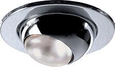Knightsbridge IP20 240V 40W Max.R50 CROMO Bulbo Oculare x1
