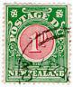 (I.B) New Zealand Postal : Postage Due 1d (1919)